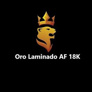 Logo de OroLaminado AF 18k