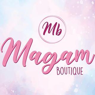 Logo de MAGAM Boutique