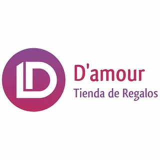 Logo de D'AMOUR Detalles con Amor