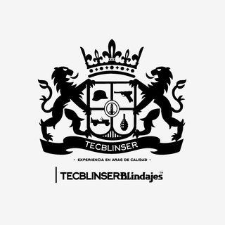 Logo de Tecblinser Blindajes®
