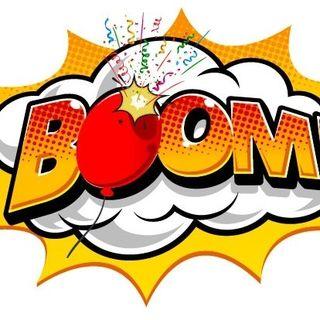Logo de Boom