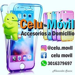 Logo de Celu-Móvil