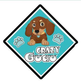 Logo de Crazy Guau