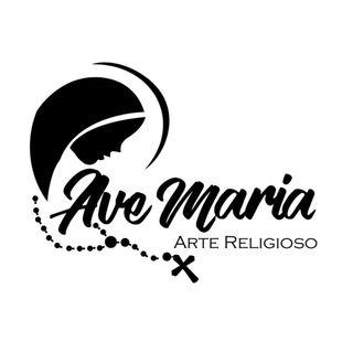 Logo de Ave Maria - arte Religioso