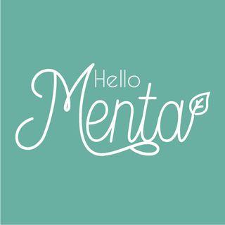 Logo de Hello Menta