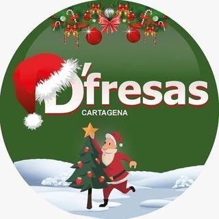 Logo de Fresas Cartagena 🍓🍑