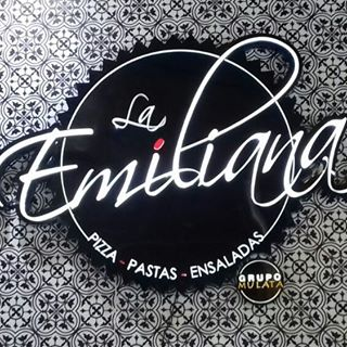 Logo de La Emiliana Restaurante