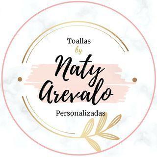 Logo de Toallas Naty Arevalo