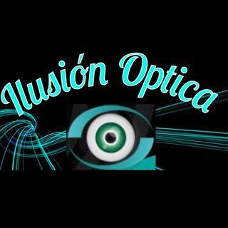 Logo de ilusión Optica