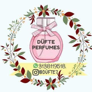 Logo de PERFUMERIA DÜFTE