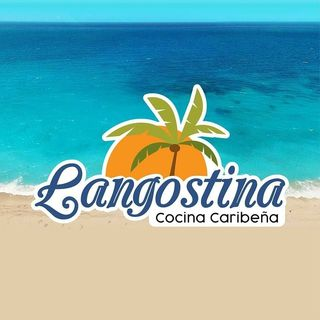 Logo de Langostina Cocina Caribeña