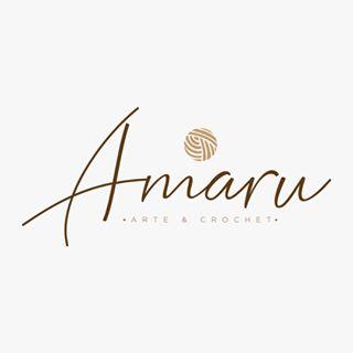 Logo de Amaru Arte y Crochet