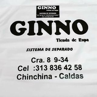 Logo de Ginno Tienda de Ropa