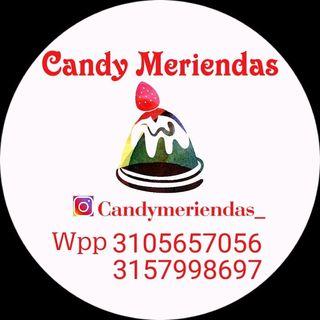 Logo de candy Meriendas
