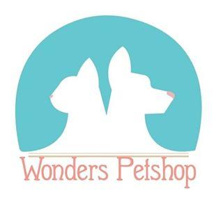 Logo de Wonders Petshop🐶🐱