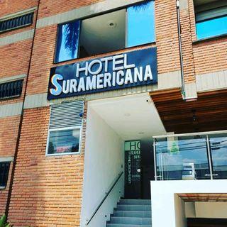 Logo de Hotel Suramericana