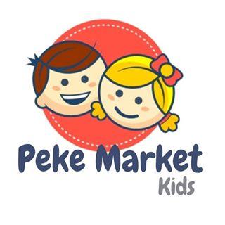 Logo de Peke Market kids