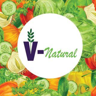 Logo de V-Natural