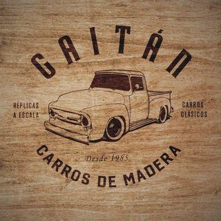 Logo de Gaitán, Carros de Madera