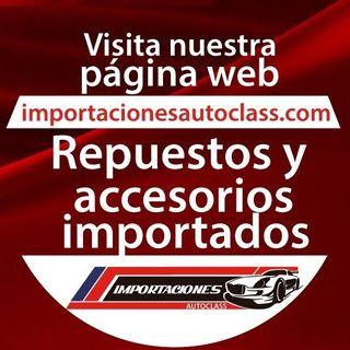 Logo de Importaciones auto class