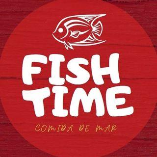 Logo de FISH TIME Pasto