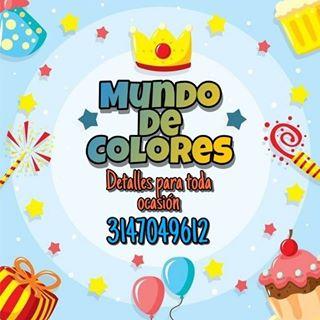Logo de Mundo De Colores