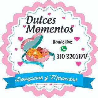 Logo de Dulces Momentos