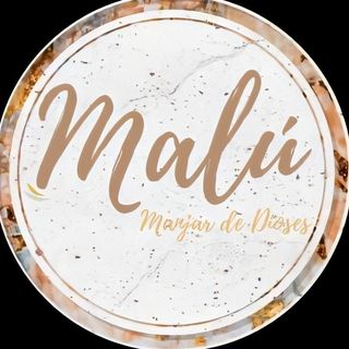 Logo de MALÚ • POSTRES