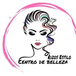 Logo de Centro de belleza Rizos Estilo