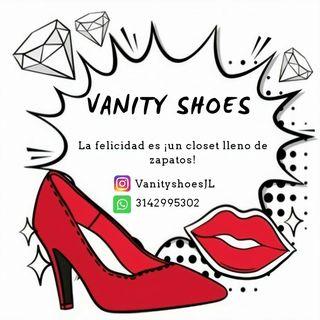 Logo de Vanity shoes👠