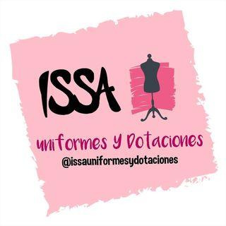 Logo de Issa Uniformes y Dotaciones
