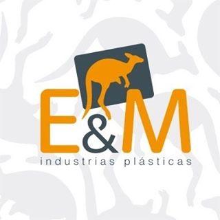 Logo de Industrias Plasticas E&M