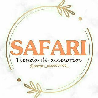 Logo de SAFARI ACCESORIOS