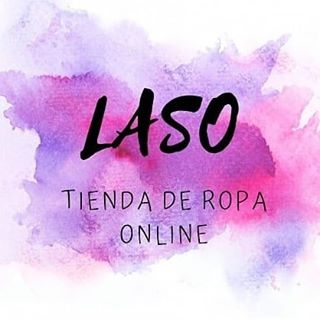 Logo de Tienda de ropa LASO🎀