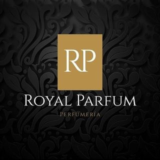 Logo de Royal Parfum: Perfumería