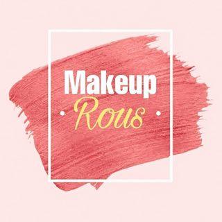 Logo de Makeup Rous 💄💁🏼♀️