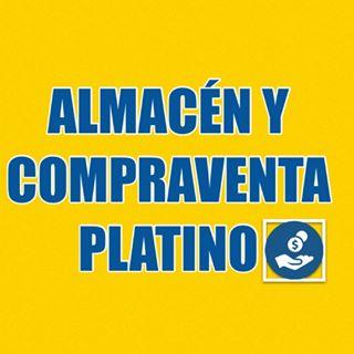 Logo de Almacén y Compraventa Platino
