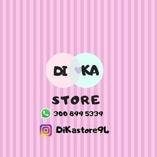 Logo de DiKa Store