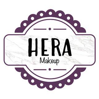 Logo de Hera Makeup 💜⚜️