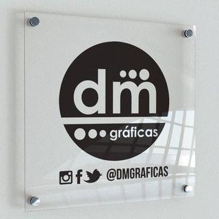 Logo de Dm Gráficas ®