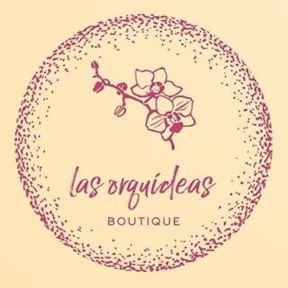 Logo de Las Orquídeas Boutique 🌸