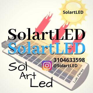 Logo de SolartLED Iluminacion SolarLED