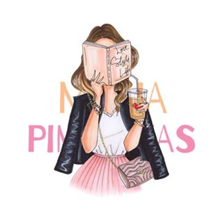 Logo de María Pimientas 👠👗👙
