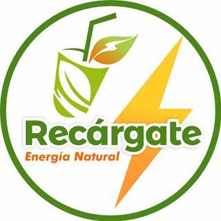 Logo de RECARGATE Energia Natural
