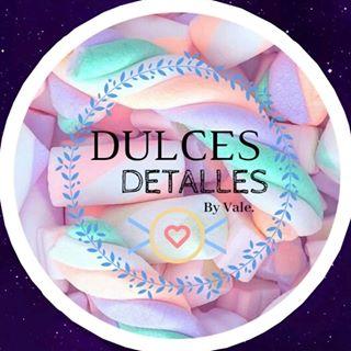 Logo de Dulces detalles By Vale🍭💗