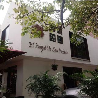 Logo de El Nogal de San vicente