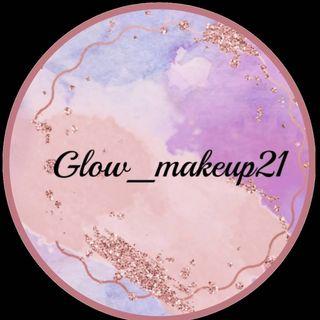 Logo de glow makeup