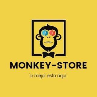 Logo de monkey store