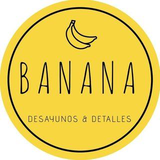Logo de Banana detalles 💛