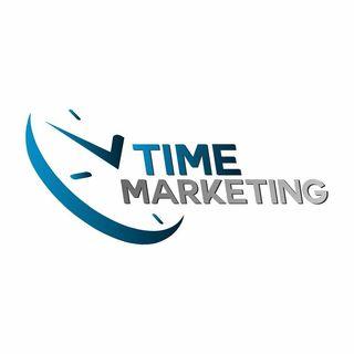 Logo de Time Marketing